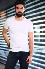 Erkek Ekru T-Shirt - TŞT002400004