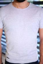 Erkek Gri T-Shirt - TŞT001200352