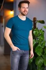 Erkek Petrol T-Shirt - TŞT002400004